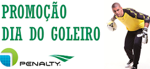 Promoção Dia do Goleiro: Concurso Cultural Penalty Guarda-Metas
