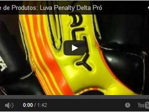 Análise de Produtos: Luva Penalty Delta Pró