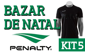 Bazar de Natal Penalty – Pergunta Kit 5