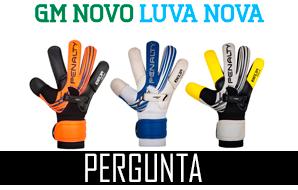 Promoção: GM Novo Luva Nova – PERGUNTA