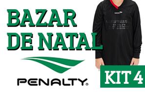 Bazar de Natal Penalty – Pergunta Kit 4