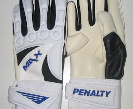 Promoção Luva Penalty Max Huracán
