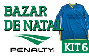 Bazar de Natal Penalty – Pergunta Kit 6