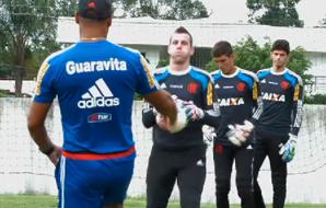 Treinamento Flamengo