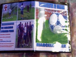 DVD Treinamento de Goleiros – Marcelo Pires (CR Vasco da Gama)