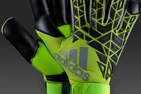Análise luvas Adidas Ace 16