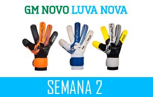 Promoção: GM Novo Luva Nova – Semana 2