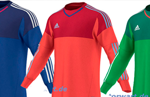 Novas Camisas Adidas 2015