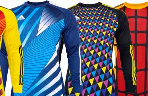 Camisas de Goleiro Retrô Adidas