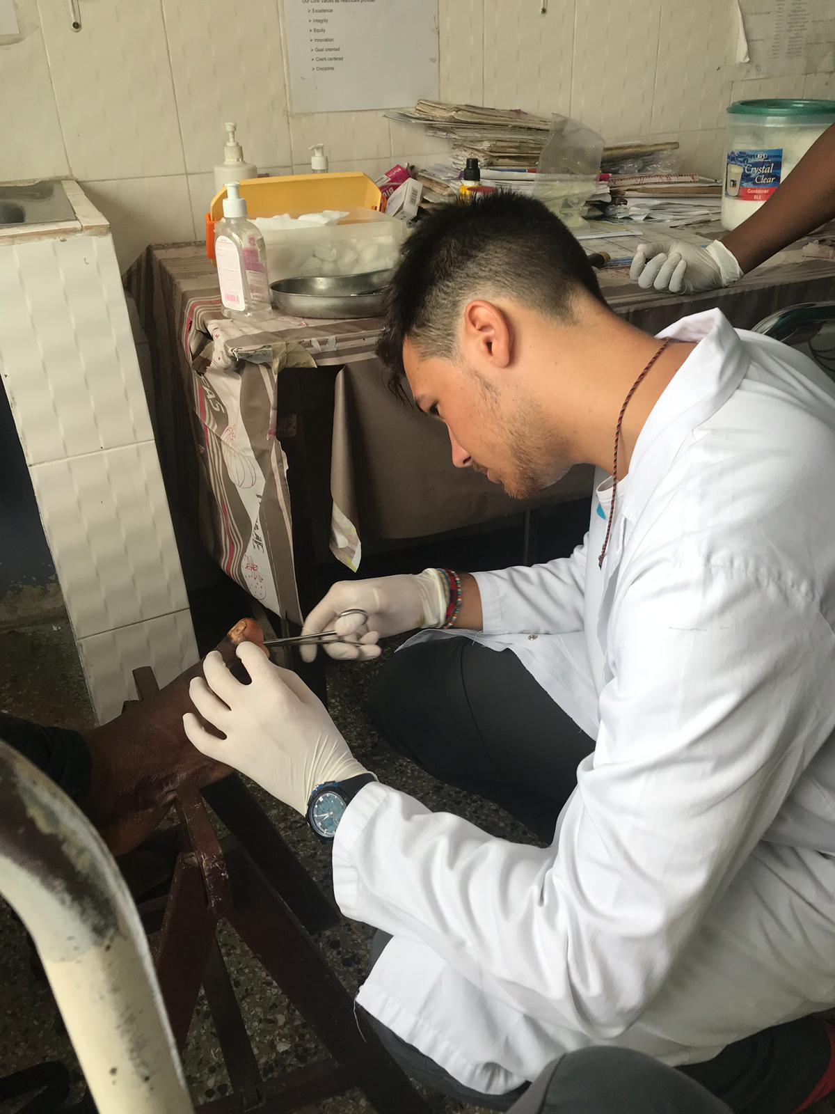 Medical student -Adria