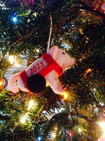 2015 Collectible Ornament