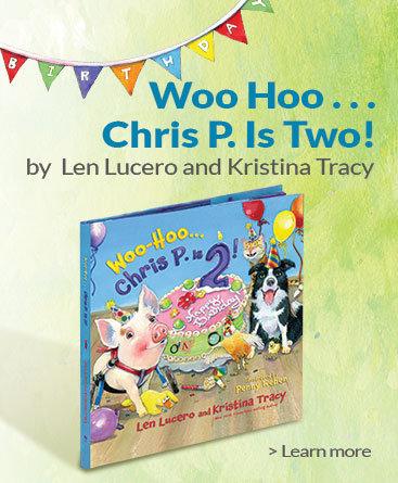 WooHoo, Chris P Is Two