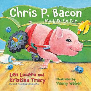 Chris P Bacon: My Life So Far (Autographed)