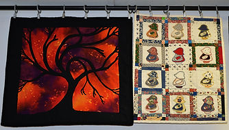 Abstract quilted wall hangings.jpg