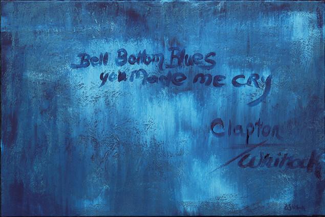 Bell Bottom Blues Clapton/Whitlock