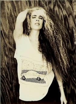 CoCo Carmel circa 1989