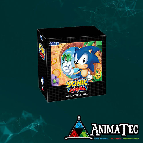 Sonic Mania Collection Edition
