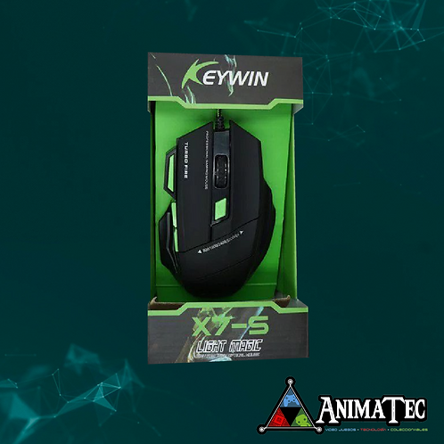 Mouse Gamer Keywin X7