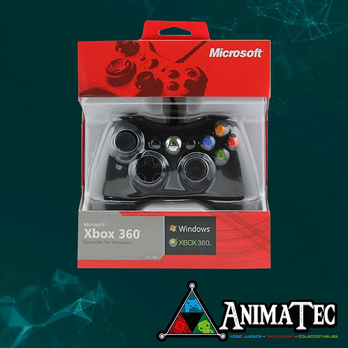 Control  Xbox 36 y PC