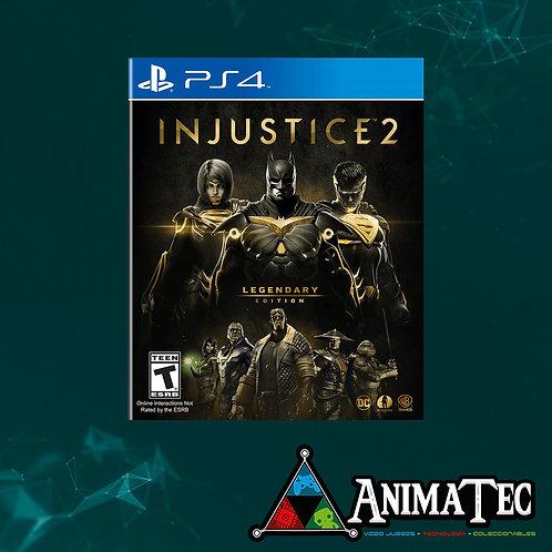 Injustice legendary edition