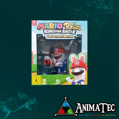 Mario +Rabbids Kingdim Battle Collection Battle