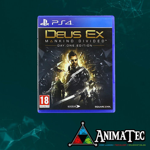 Deus Ex - Makind Divided