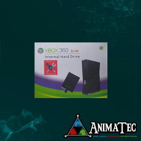 Disco duro Xbox 360 de 5.0