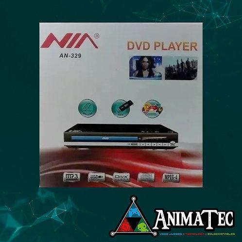DVD marca nia an 329
