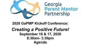 GaPMP Kickoff Conference