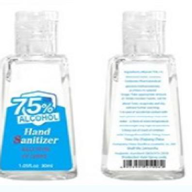 1oz Hand Sanitizer - Box of 100