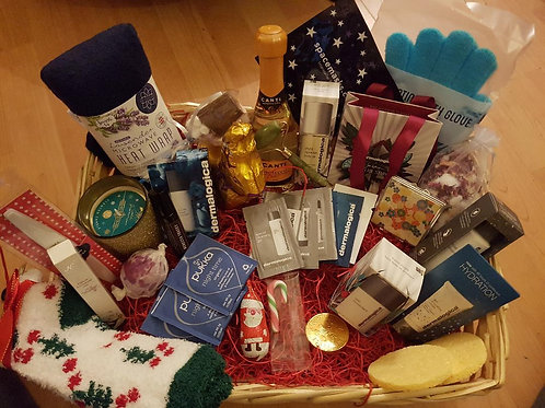 Deluxe Christmas Pamper Basket