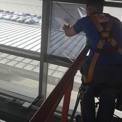 airport tinting