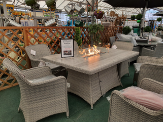 Great new furniture sets & fire pits