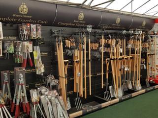 Great Range of Tools & Wellies