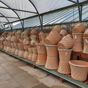 Indoor and Outdoor Pots Now Available