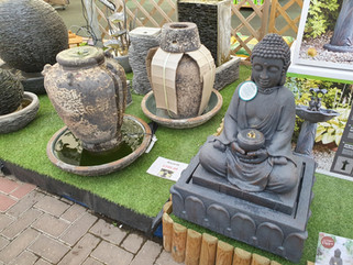 Brand New Waterfeature Range out Now!