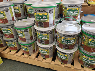Fence Paint & Stainer