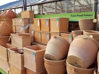 Frost Proof Pots