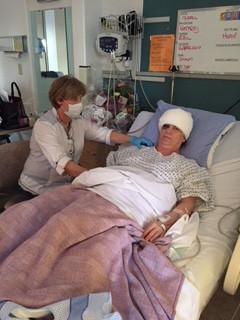 Craniosacral therapy post surgery