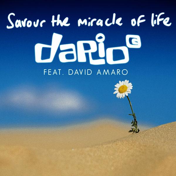 SAVOUR THE MIRACLE SINGLE ARTWORK DARIO