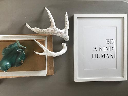 Kind Human