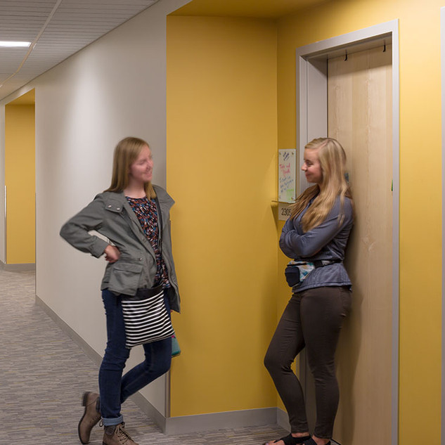 Resident Corridors