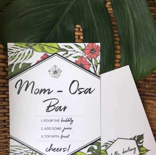MOM-OSA BAR