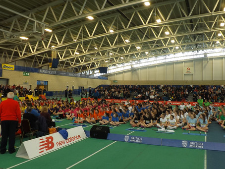 Sportshall 2019-20 Is Here!