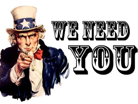 Wanted - Website Admin Help!