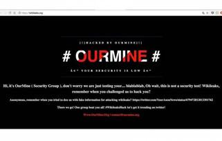 Desafiados pelo WikiLeaks, hackers atacam site da organização