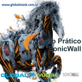 Curso prático SonicWall com a Globalmask