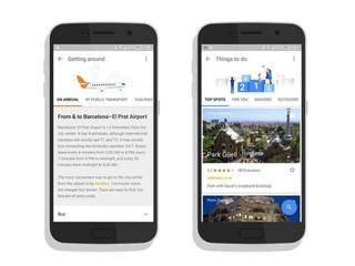 Conheça o Google Trips, novo app inteligente para planejar viagens
