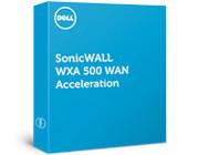 Software SonicWALL WXA 500 Melhore o desempenho WAN para pequenas organizações distribuídas com até 20 usuários, aproveitando sua infraestrutura existente, com o software SonicWALL WXA 500. Você pode implantar facilmente este software em um hardware dedicado.