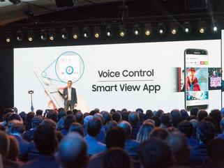 Samsung revela assistente inteligente que alimentará o novo Galaxy S8.